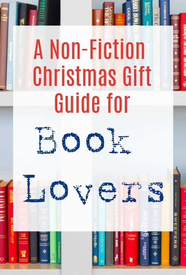 A Non-Fiction Christmas Gift Guide 2019