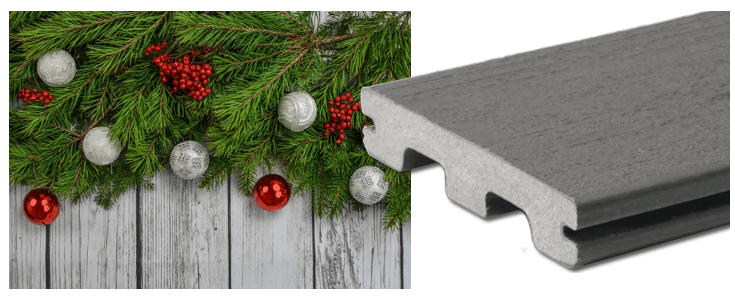 Christmas Decking Ideas