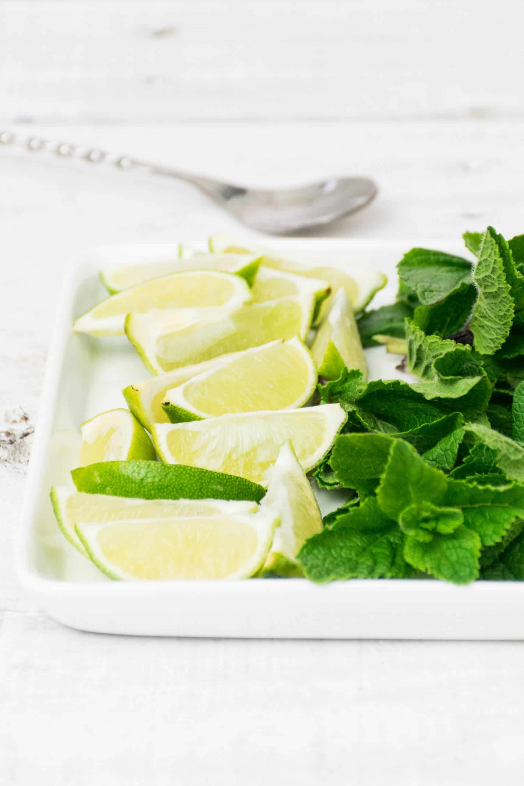 Ways to Use a Bunch of Mint