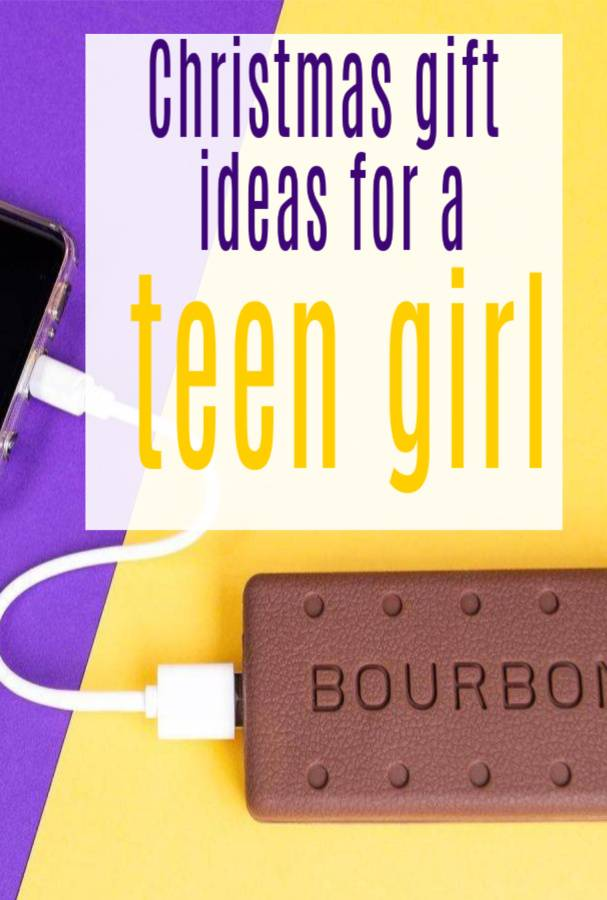 Christmas Gift Ideas for a Teen Girl