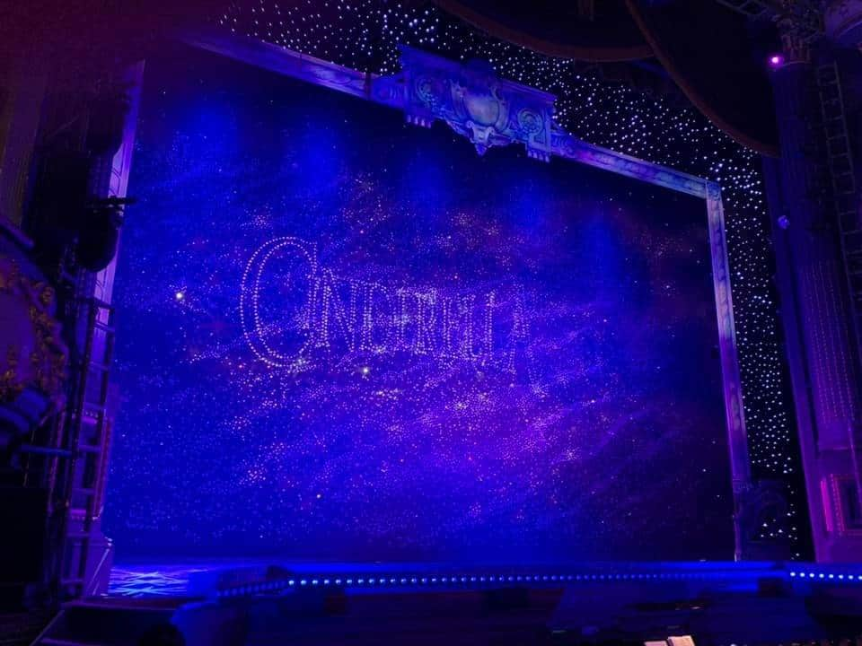 Cinderella at Nottingham Theatre Royal