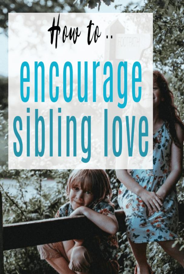 sibling love pin