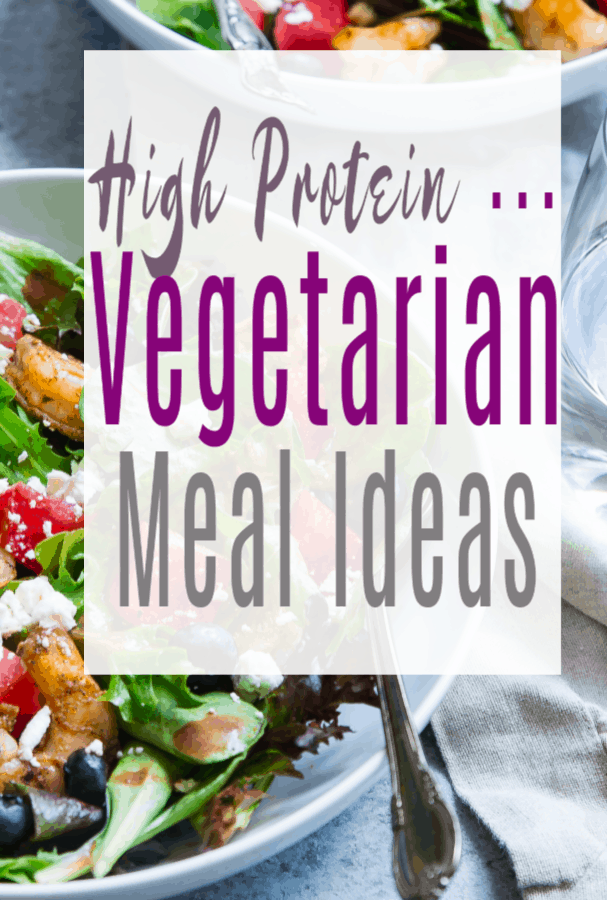 High Protein Vegetarian Diet Plan