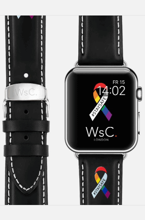NHS Charity Apple Watch Strap
