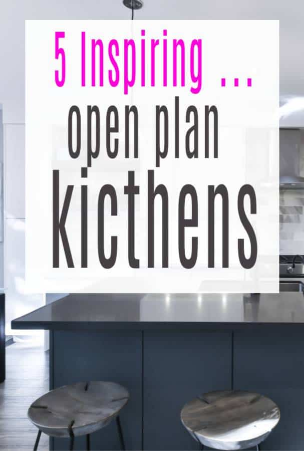 inspiring open-plan kitchens