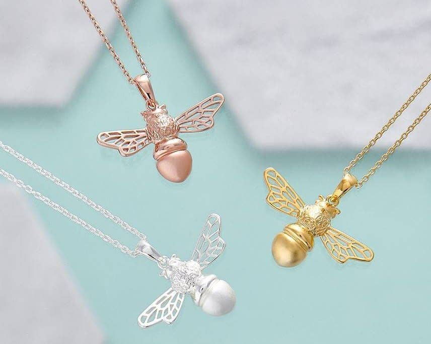 Bee Necklace Review