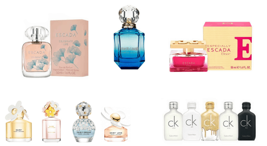 How to choose a fragrance online