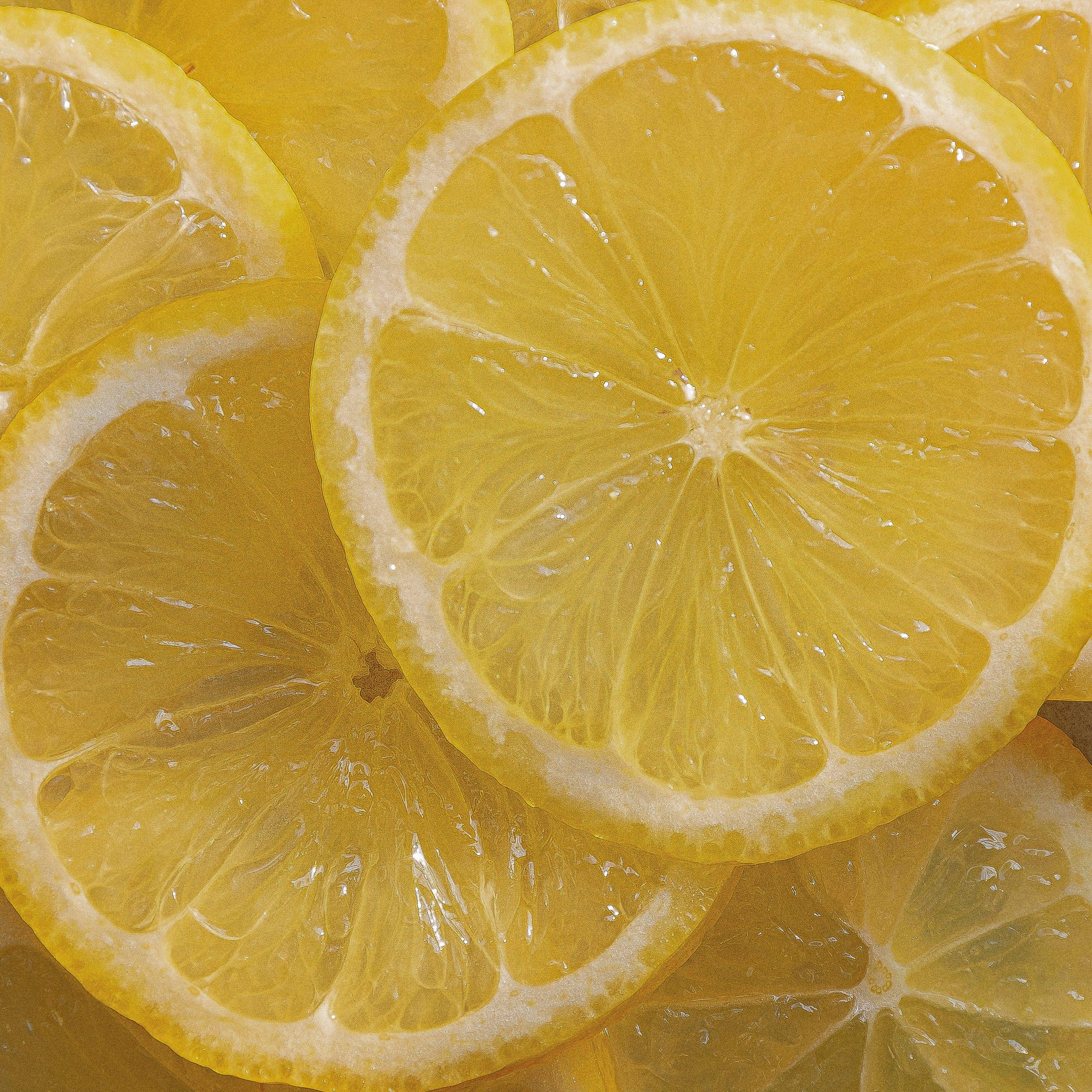 Lemon Glaze