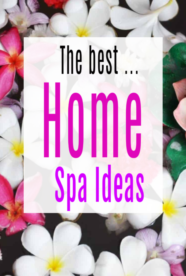 home spa ideas