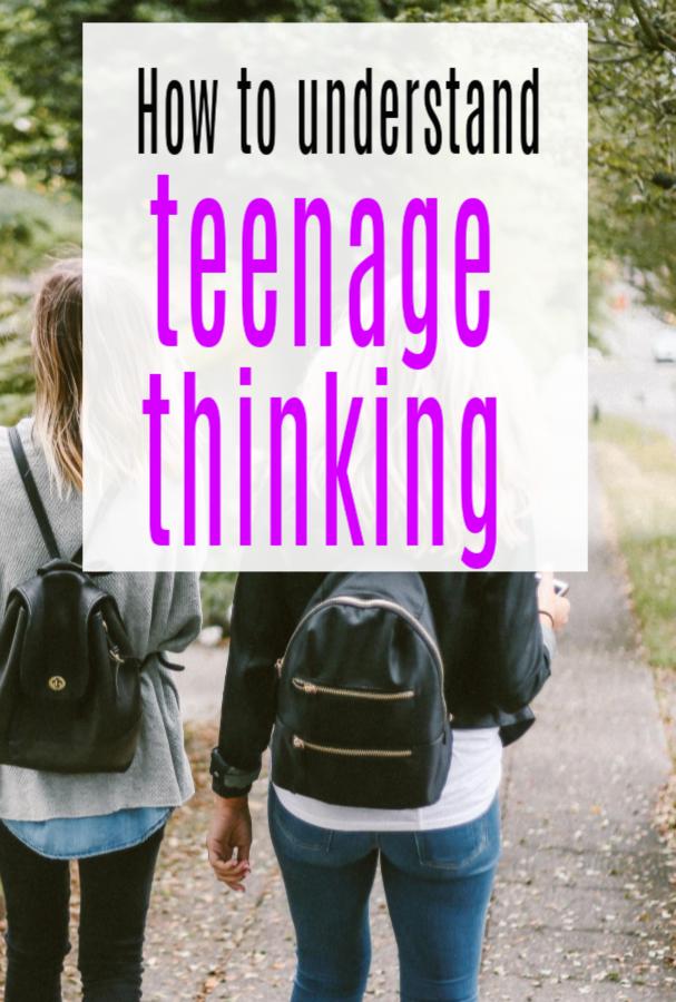 teenage thinking