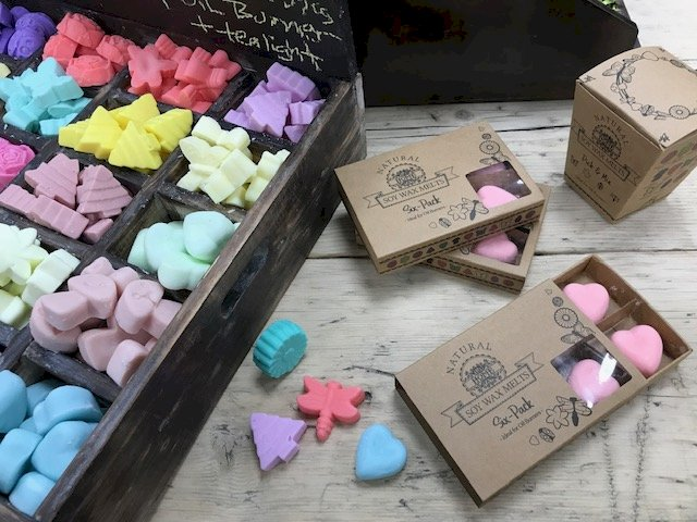 Using Soy Wax Melts in your Home