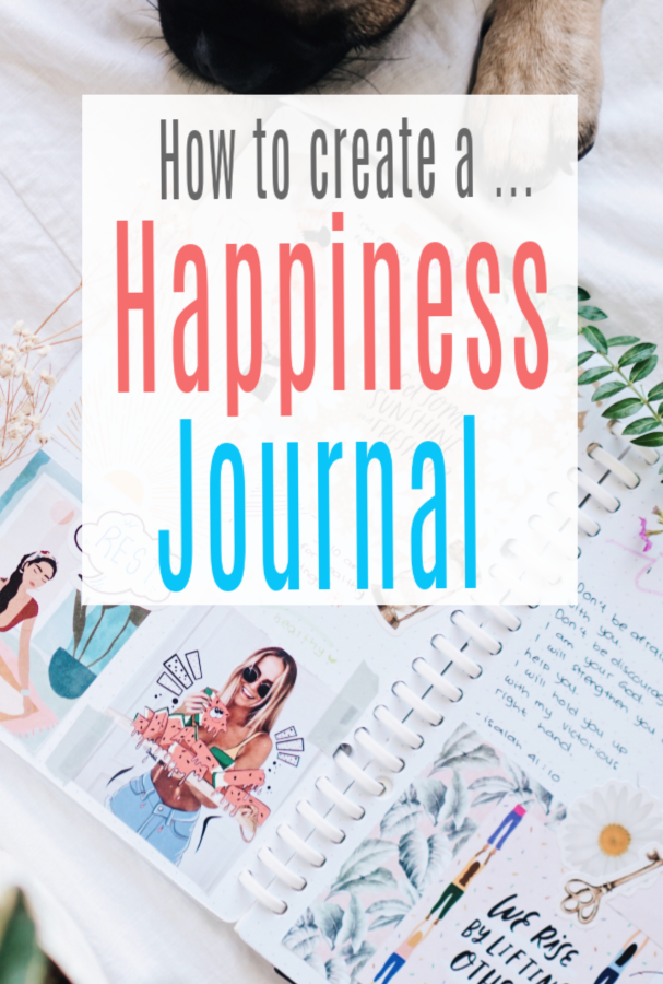 how to create a happiness journal