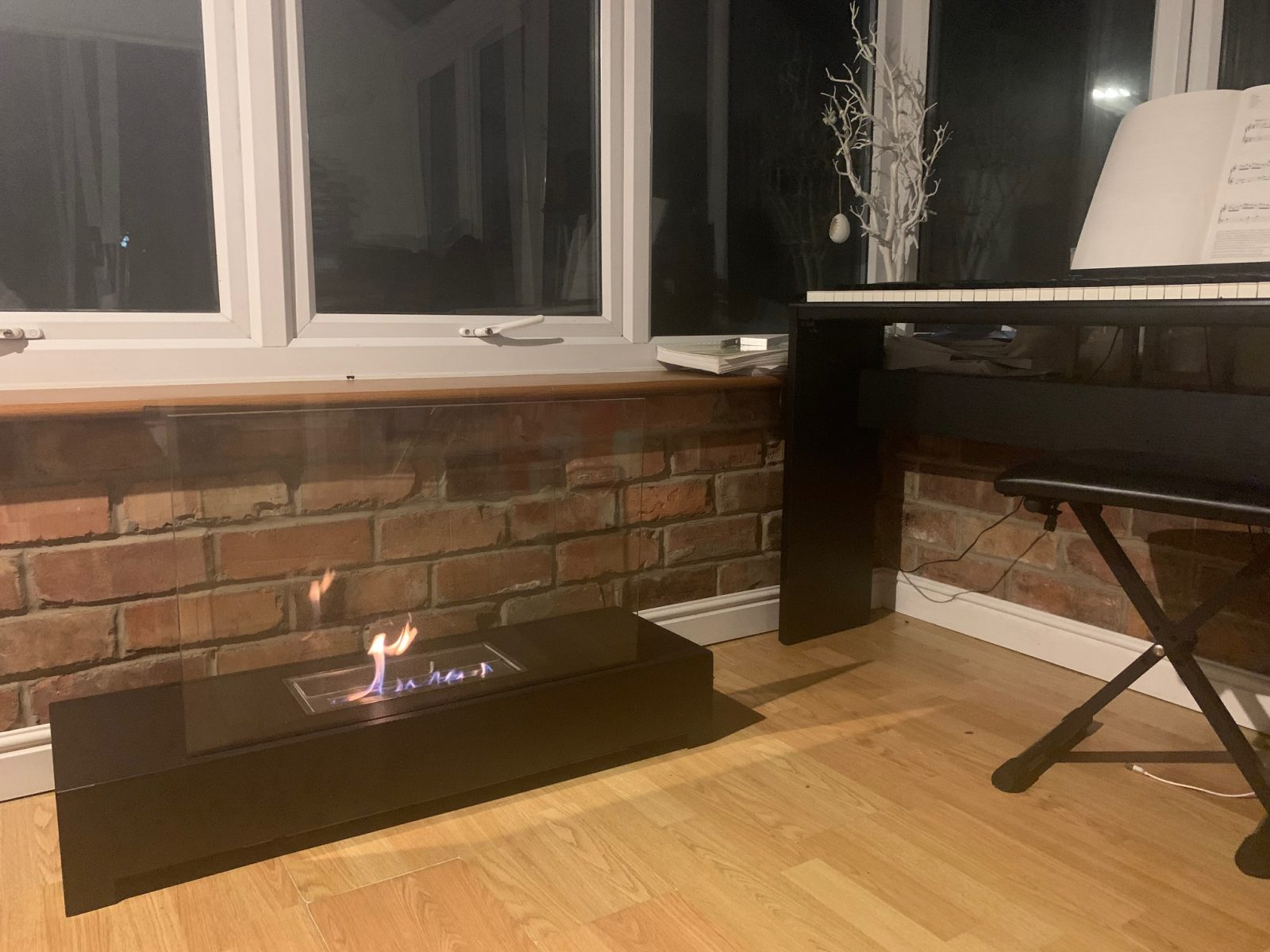 Bioethanol Fireplace Review