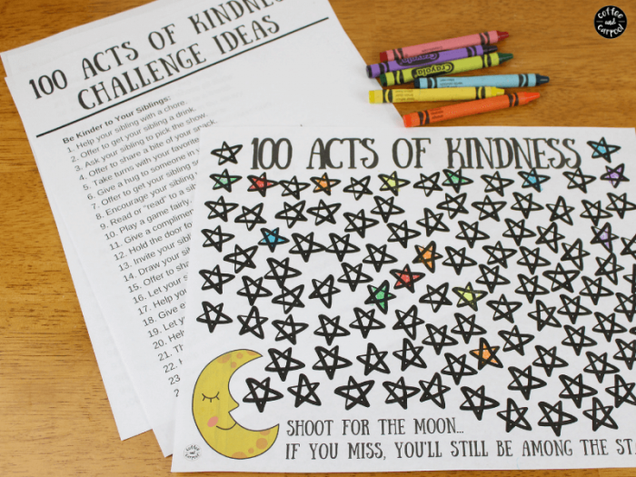 Kindness Activities for Kids