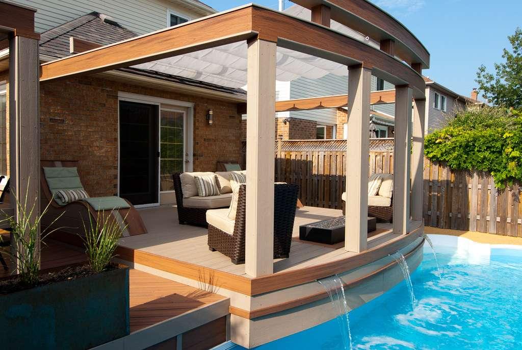 Inspiration for Your Garden Deck