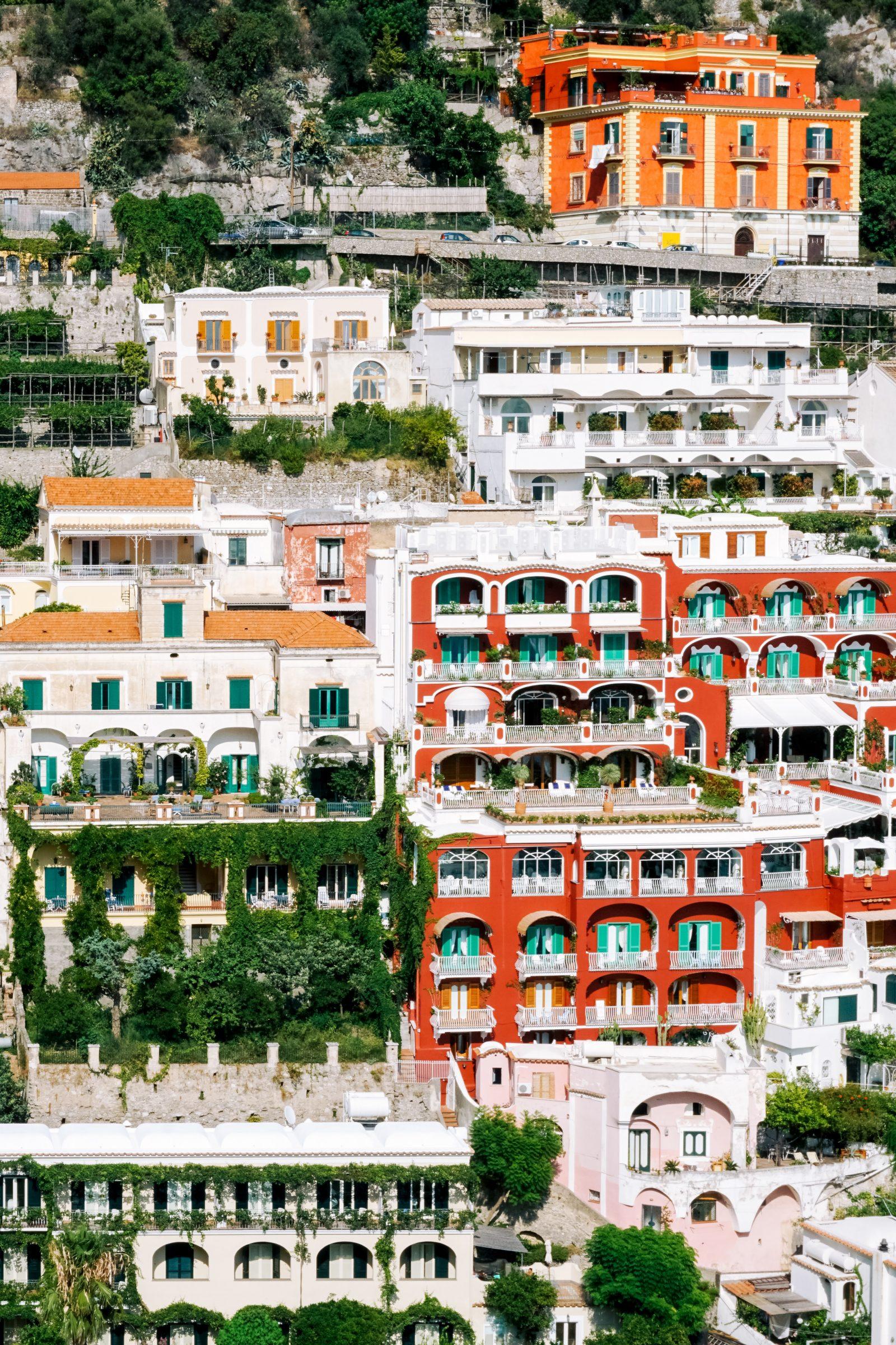 Best Positano Villas for a Vacation in 2021