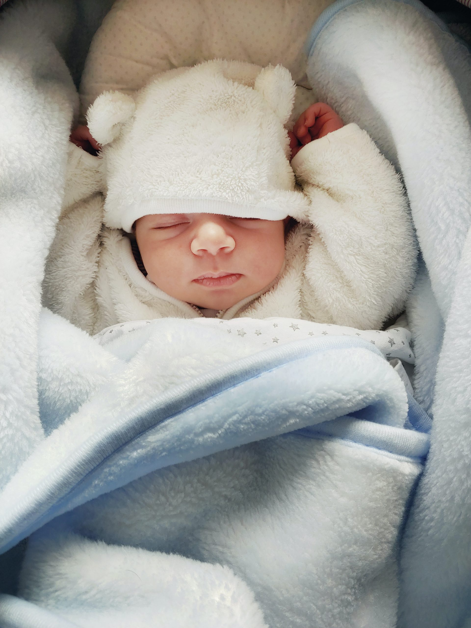 Help Your Baby Sleep Through the Whole Night