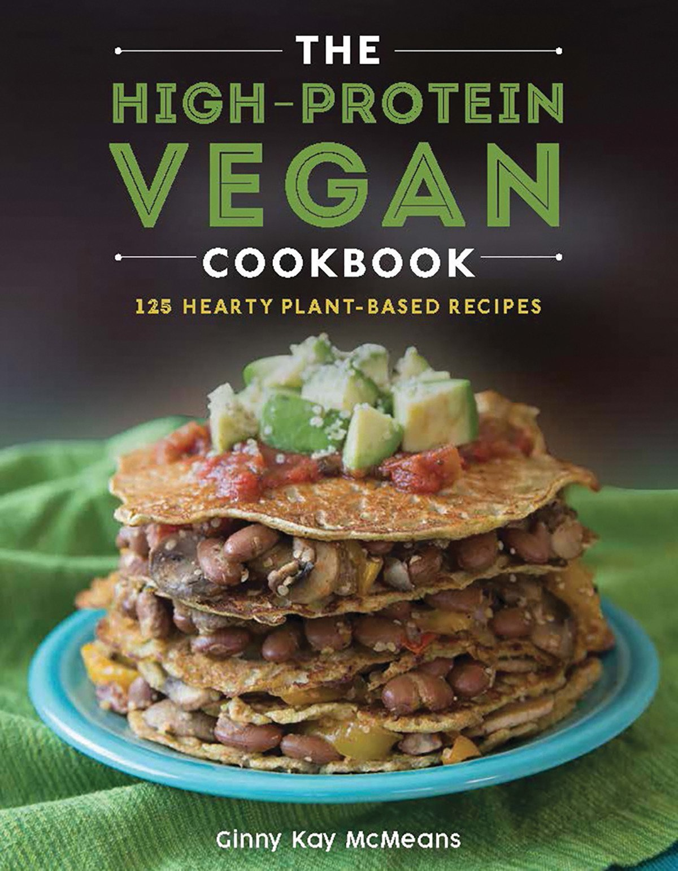 high-protein vegan