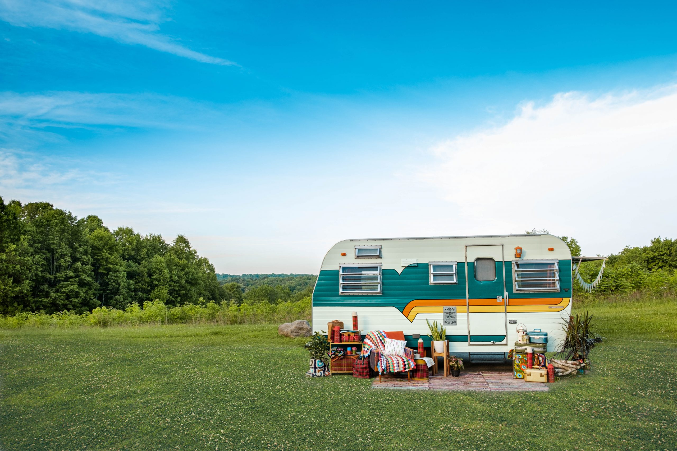 The Top 5 Things You Need in a Caravan Park