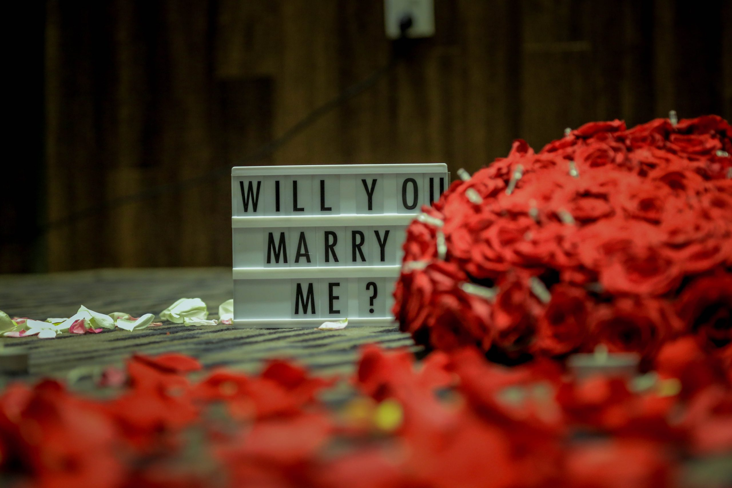 How to Plan a Marriage Proposal