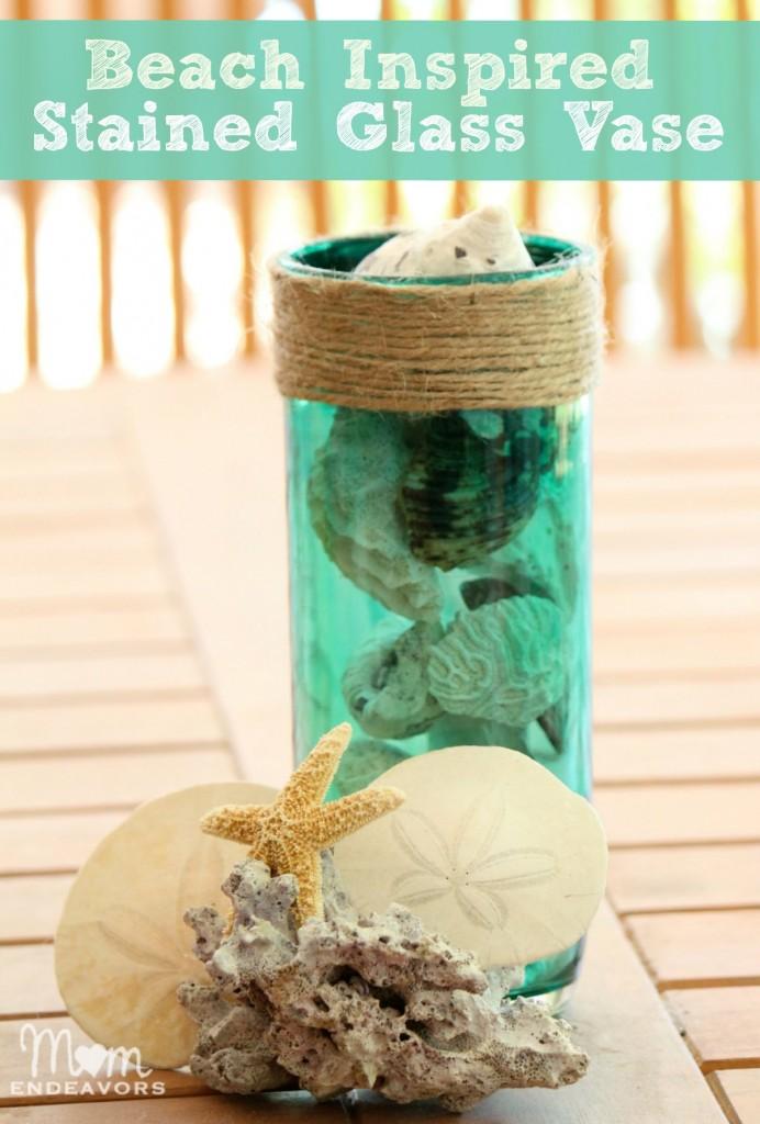 Beach Nature Crafts