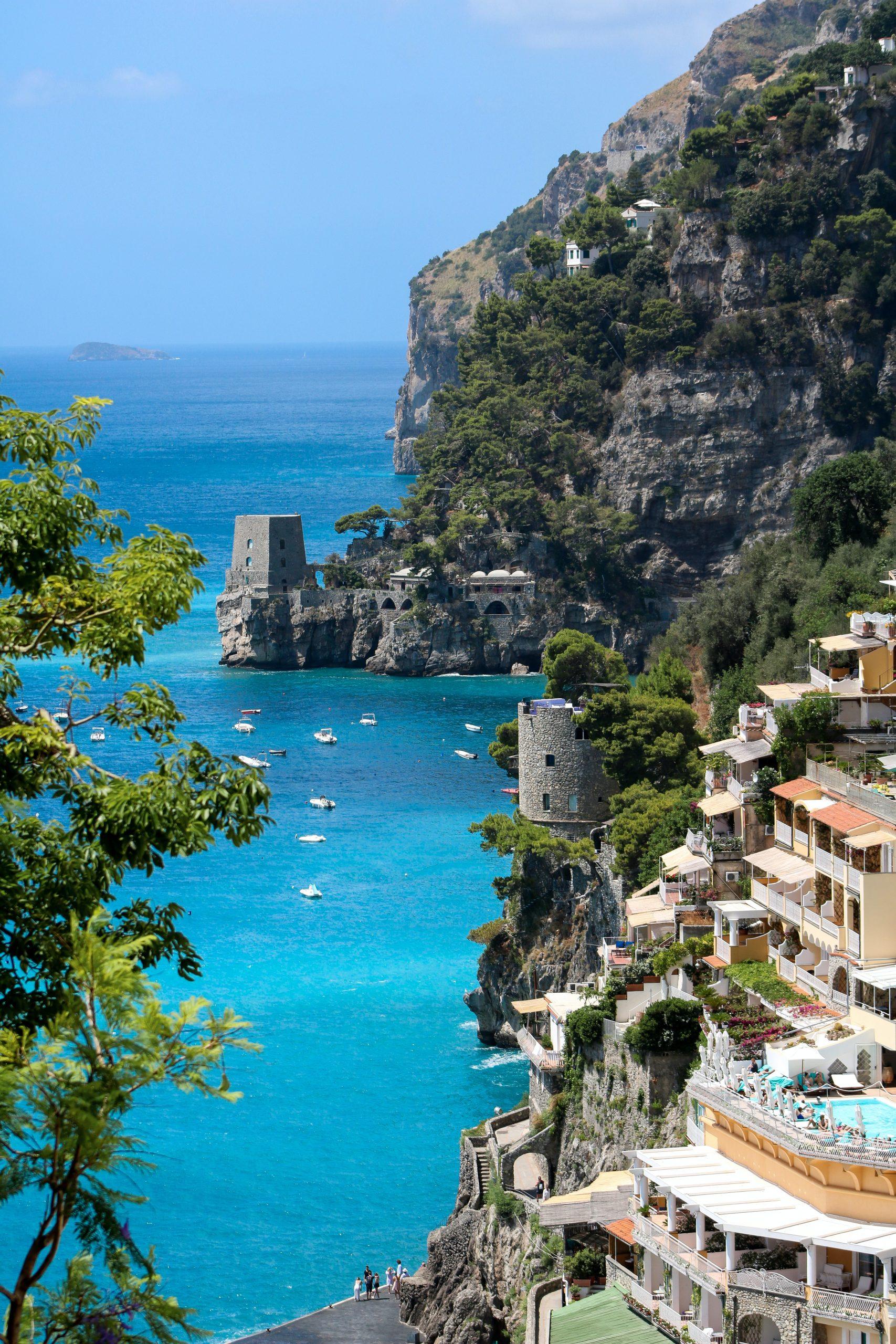 The South, the Sea, and the Amalfi Coast