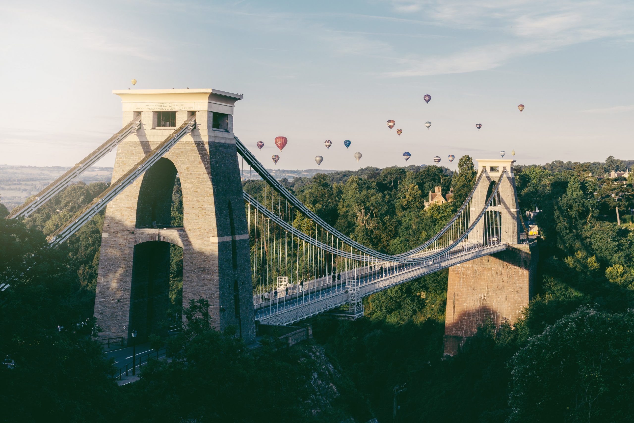 City Guide for the English City Bristol