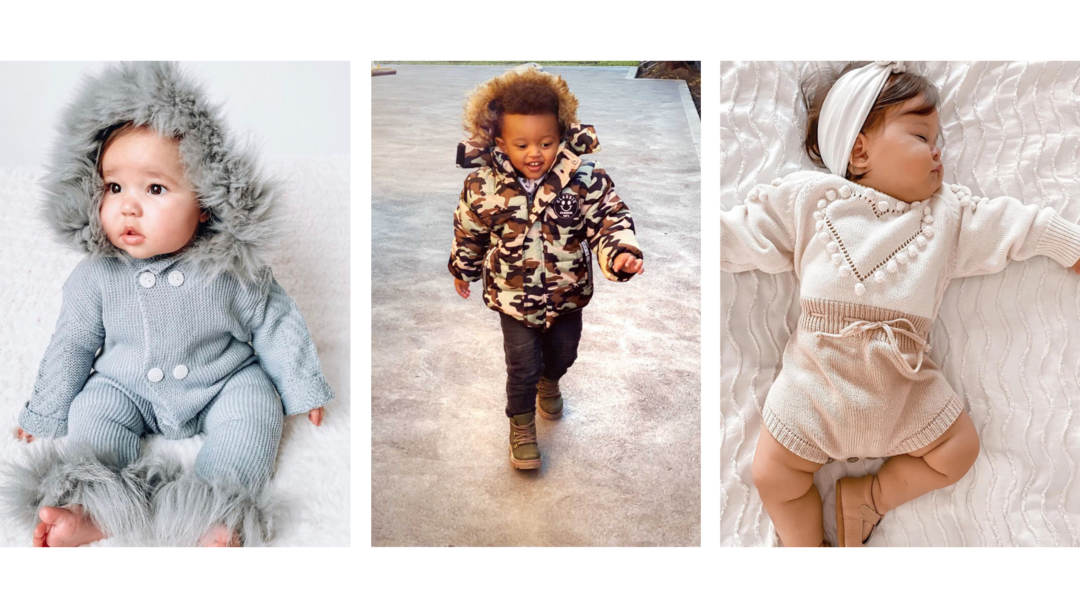 Trendy Clothes for Babies