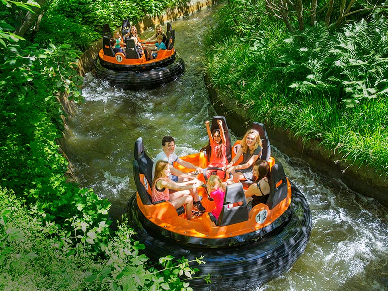 Fun Theme Parks in Belgium and Denmark